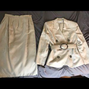 Vintage Dior Dress Suit